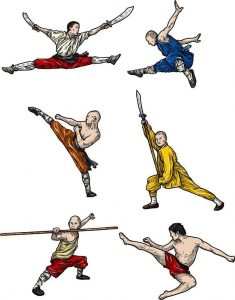 kungfu-wushu-BD-6-positions-shaolin-cours-kungfu-lyon-enfants