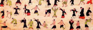 Rouleau de soie de Mawangdui - Yangshengfa