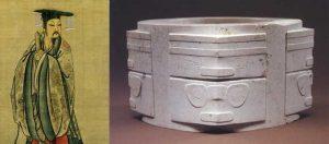 Chine-Antique-1-Xia-Dynastie-Liangzhu-Yu-le-Grand
