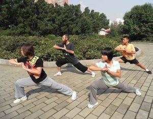 Cours Kungfu Lyon - Adultes et Enfants - Kungfu Wushu Chine - Philippe 3