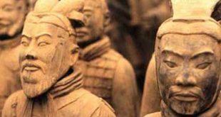 Xian-Chine-Armee-soldats-terre-cuite-bingmayong-bing-ma-yong-xian-Chine