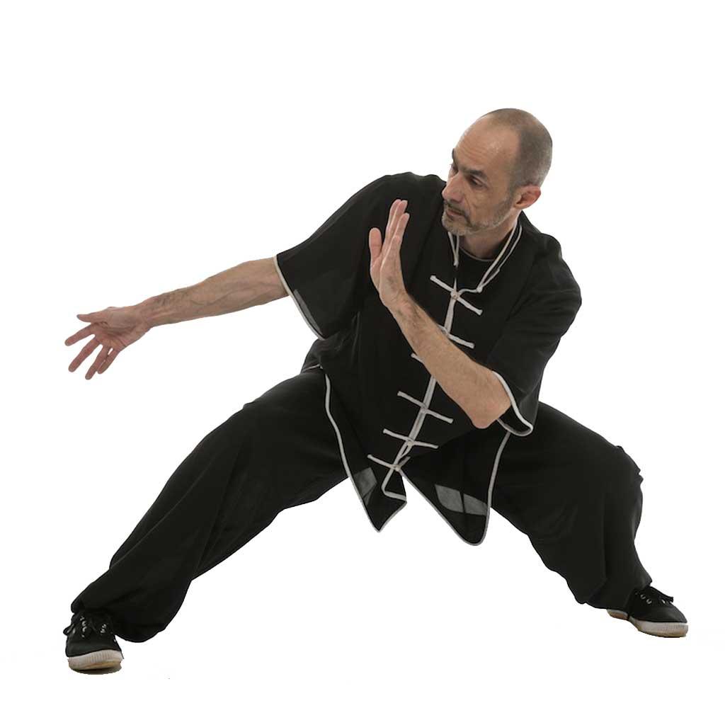 Pierre - Club et cours de Tai Chi Chuan à Lyon (Taichi style Chen)