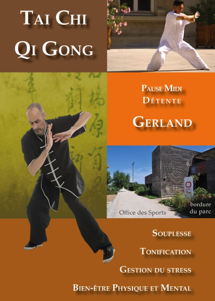 Cours Tai Chi à Gerland - Tai Chi Lyon style Chen traditionnel- Informations