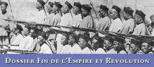 Dossiers Thématiques Culture Chinoise - Fin de l'Empire et Révolution
