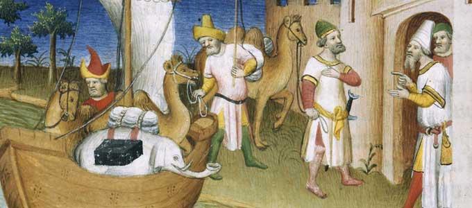 Marco Polo Le Livre des Merveilles - Audio France Culture