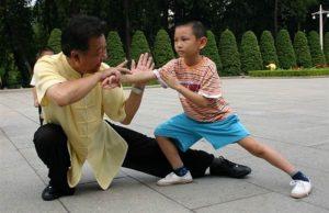 Stage avec Maître Zheng Xu Dong Tuishou Applications Martiales Lyon