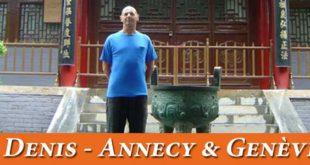 Taichi Annecy Geneve Novel Denis Tai Chi Lyon