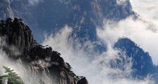 Montagne-Sacree-Mythique-Chine-Huang-Shan-Montagnes-Jaunes