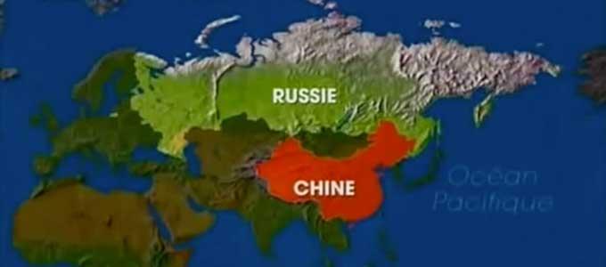 Chine - Russie : Partenaires ou rivaux ? Le Dessous des Cartes - Tai Chi  style Chen et Kung-Fu à Lyon et Caluire- Chuan Tong