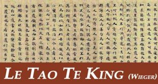 tao te king lao tse laozi dao de jing traduction leon wiege