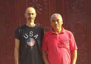 Taijiquan style Chen - Wang Chang Jiang Chenjiagou Pierre