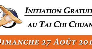Tai Chi Lyon Initiation Decouverte Gratuite Taichi Chuan Aout 2017