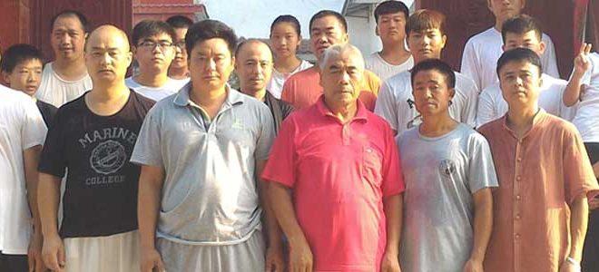 Taijiquan style Chen Wang Chang Jiang Chenjiagou