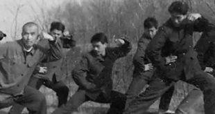 Chenjiagou Video Taijiquan style Chen 1981 Tai Chi Lyon