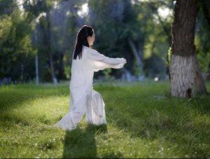 taichi parc lyon tete or arbres