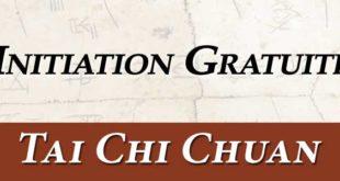 Initiation Tai Chi Chuan Lyon Taijiquan style Chen